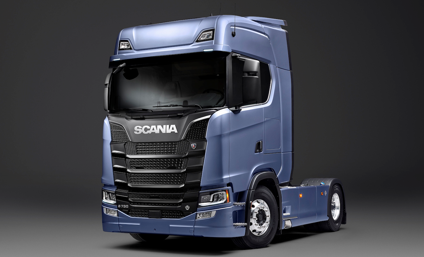 New Scania S and R range launched