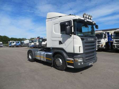 2007 Scania R420 4x2 Tractor Unit