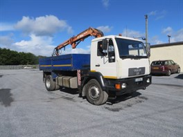 2001 MAN 18.220 4x2 Tipper