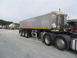 New & Unused Dennison Tri Axle Tipping Trailer