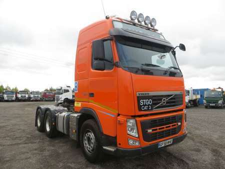 2009 Volvo FH13.520 G/T 150T 6x4 Double Drive (8941)