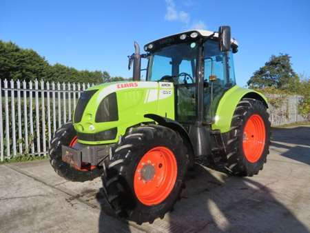 2009 Class Arion 610C Tractor
