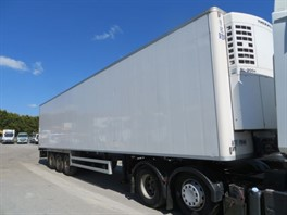 2008 Chereau Tri Axle Fridge