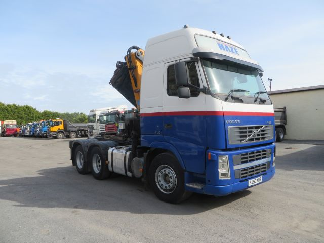 2003 (53) Volvo FH12.460 G/T XL 6x2 Twin Wheel Rear Steer