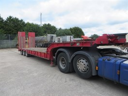 1999 Andover Refurbished Tri Axle Low Loader