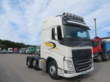 2014 Volvo FH13.460 6x2 Globetrotter