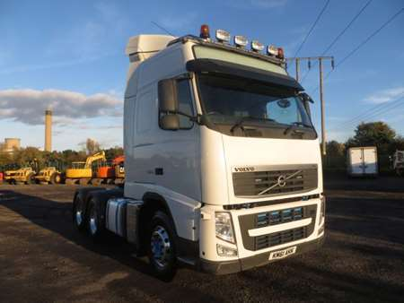 2012 (61) Volvo FH13.500 G/T 6x4 Double Drive (9767)
