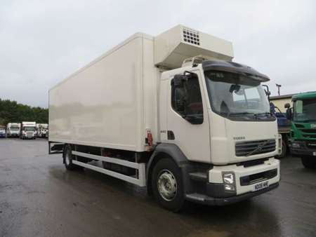 2008 Volvo FL240 4x2 Fridge
