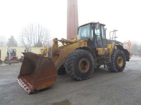 2002 CAT 966G Series II Wheel Loader