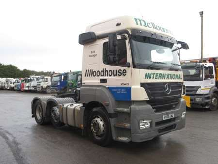 2009 (09) Mercedes Axor 2543 6x2 Midlift