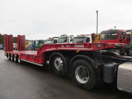 Unused 2016 Andover 4 Axle Low Loader
