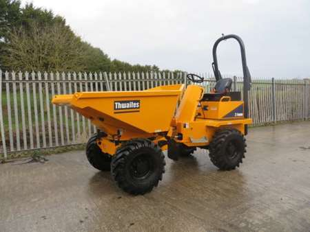 Unused Thwaites 3T Swivel Skip Dumper