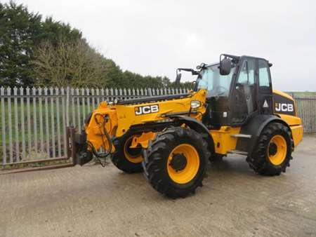 2015 JCB TM320 Agri Telescopic Wheel Loader