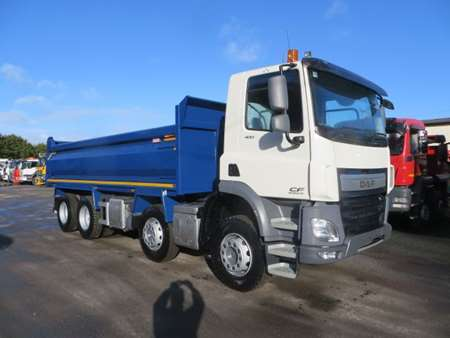 New & Unsued 2018 DAF CF400 8x4 Tipper Truck