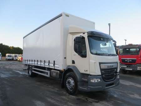 New & Unused 2018 DAF LF250 4x2 Curtainsider