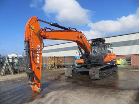 Unused Doosan DX300LC-5 Tracked Excavator (9987)