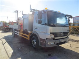 2009 (09) Mercedes Atego 1624 4x2 16T Pole Carrier (10525)