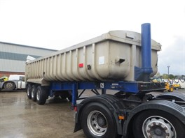 2005 Rothdean B3AT Tri Axle Aluminium Tipping Trailer (10569)