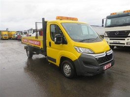 2015 Citroen Relay 35 L3 Dropside Truck