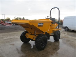 Unused Thwaites 3 Ton Swivel Skip Dumper (10659)