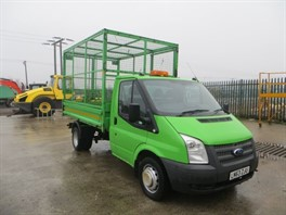 2013 (63) Ford Transit 125T350 4x2 3.5T Dropside Tipper (Choice)