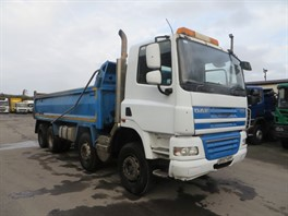 2007 (57) DAF 85CF.360 8X4 STEEL TIPPER