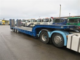 2006 Andover SFLC41 Tri Axle Stepframe Low Loader