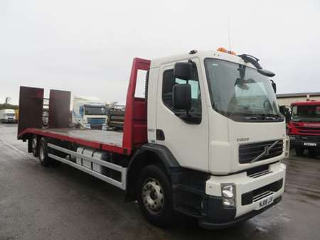 2008 (08) Volvo FE320 6x2 Rearlift Beavertail