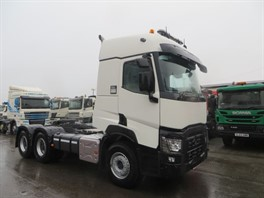 NEW Renault C520  6x4 Double Drive