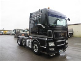 2010 MAN TGX26.480 6x2 Midlift