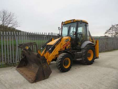 2010 JCB 3CX SM-4T Torquelock Backhoe Loader