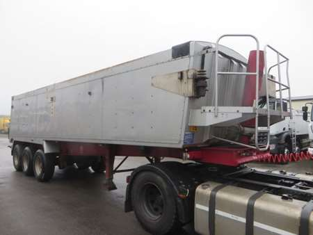 2006 Weightlifter Tri Axle Tipping Trailer