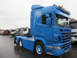 2010 (59) Scania R480 Highline 6x2 Rearlift