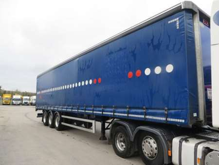 2016 SDC 13.7m Curtainsider