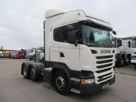 2015 (65) Scania R490 Highline 6x2 Midlift