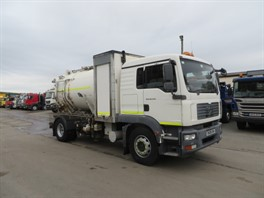 2008 (08) MAN TGM18.240 4x2 18T Gully Tanker