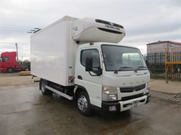 2015 (65) Mitsubishi Fuso Canter 7C15 4x2 7.5T Fridge (Choice) (10935)