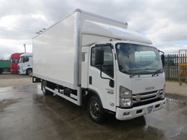 2017 (66) Isuzu Forward N75.190 Boxvan