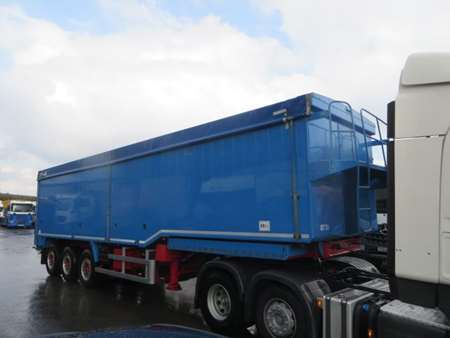 2013 Weightlifter Blower Tipping Trailer