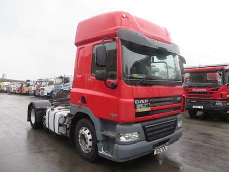 2013 (63) DAF CF85.460 6x2 Midlift (Choice)