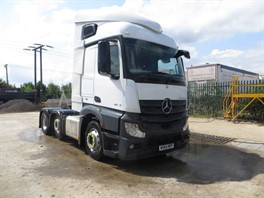 2014 (64) Mercedes Actros 2543 6x2 Midlift (11184)
