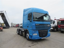 2012 DAF XF105.460 Space 6X2 MIDLIFT