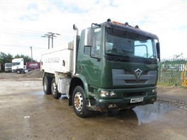 2002 (02) Foden S104R 6x2 Midlift Insulated Alloy Tipper (11209)