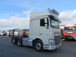2018 DAF XF530 S/Space 6x2 R/Lift
