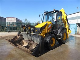 2018 JCB 3CX ECO Contractor Backhoe Loader (11275)