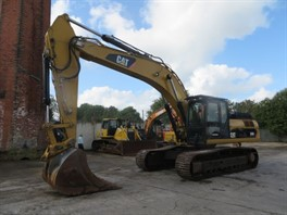 2011 CAT 336DL TRACKED EXCAVATOR