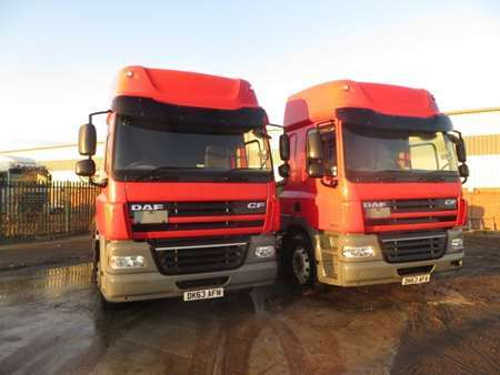 2013 (63) DAF 85CF.460 Space Cab 6x2 Midlift (Choice) (10957)