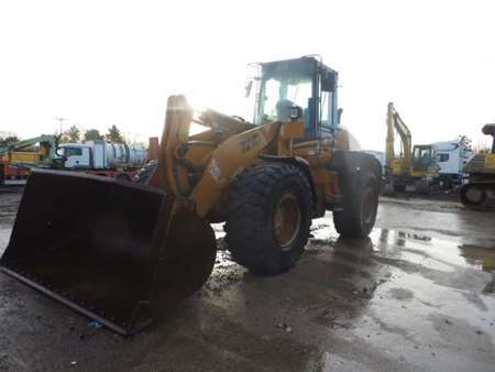 2004 Case 721D Wheeled Loader (11311)