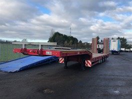 2018 Mac Stepframe Low Loader Ll22