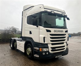 2014 Scania R420 6x2 Midlift